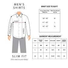 Mens Black Slimfit Casual Shirt