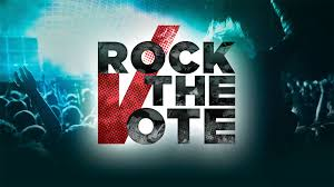 American teen rock the vote