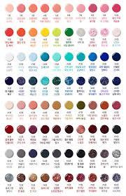 Essie Color Chart Blue Fivezero
