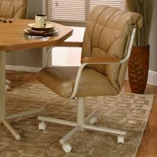 swivel dining chairs with casters. Kitchen Chairs With Casters Swivel Luxury Tilt Dining Chair By Cramco Inc Wolf And E