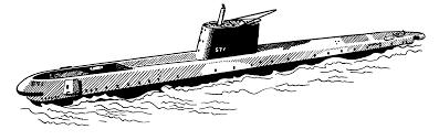 Sous Marin 37 Transport Coloriages Imprimer