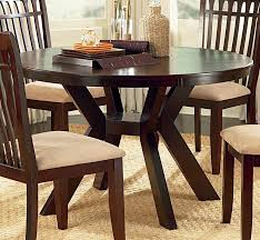 architecture nice 48 inch round dining table set luxury inside plans 10 built in shelves corner