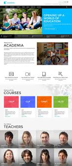 Templates For Education 35 Best Education Responsive Html Templates For