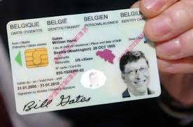 Belgian Cards Special Are The Bulletin Or Identity You