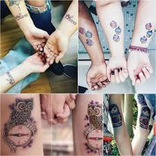красивые тату для пары парные тату