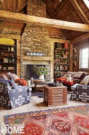 the collection of vintage photographs of native americans adds interest to the fireplace mantel architectural and interior design marisa bistany perkins