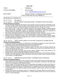 Self Employed Resume Self Employed Resume Templates Resume Cover Letter Template 1
