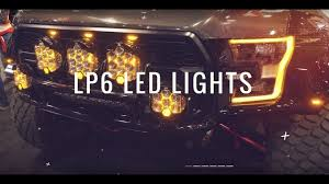 Baja Designs Lp6 Pro Baja Designs Lp6 Led Lights Sema 2018