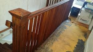 how long have you been doing restoration of woodwork
