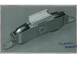 tandem 1 1 4 inch steel wheel roller assembly vinyl sliding door