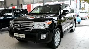 2015 New Toyota Land Cruiser V8 - YouTube