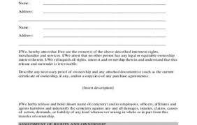 Certificate Of Ownership Sample As Sample Certificate Of Ownership
