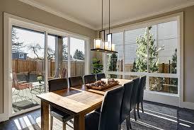 3 panel sliding patio doors