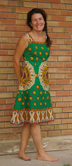 African Pattern Dress Magnificent Just Go Ahead And Sew A Dress With The Heirloom Silk Or African