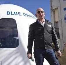 Bezos plant nächsten All-Ausflug von ...