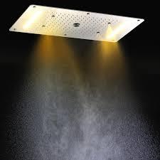 Ht 9 Function Led Shower Head Light Rain Shower 700x380mm