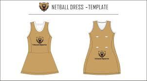 Custom Design Netball Singlet Shirts And Dress Supplier