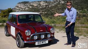 The Mini 100k For A Mini The David Brown Mini Remastered Is Perfection Youtube