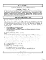 Daycare Director Resume resume Daycare Director Resume 1