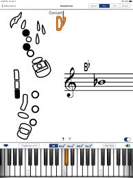 Baritone Finger Chart Treble Clef 3 Valve Fingering For Ipad
