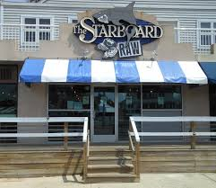 starboard raw in dewey beach is set to open its doors at 11 30 a m sunday may 1 by chris flood