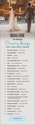 Old Country Wedding Songs First Dance