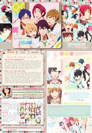 mal profile layouts free layout for myanimelist by notmi on deviantart