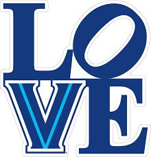 best villanova images villanova wildcats  villanova logo google search