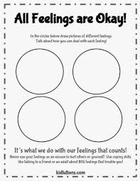 Small Picture Help Kids Identify and Talk About How to Deal with Feelings