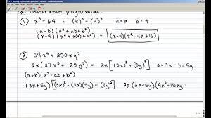 5 5 solving polynomial equations