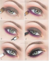 you don t have to a bunch of diffe colored eyeliners just use eye shadow for the bold eye look apply dark eyeliner first