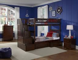 over full twin bunk beds with stairs and desk bunk beds stairs desk