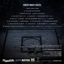 J Cole Lights Please Bpm J Cole Friday Night Lights Lyrics And Tracklist Genius