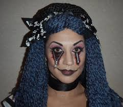 male goth makeup photo 3