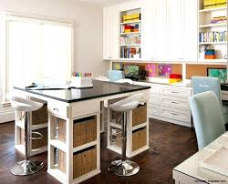 Design Home Office Layout Extraordinary Craft Room Design Layout Pictures Drop Dead Gorgeous For Home Office