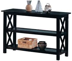 black sofa table. Black Wood Sofa Table Black Sofa Table