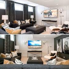 Basement Living Room Ideas Awesome Decoration