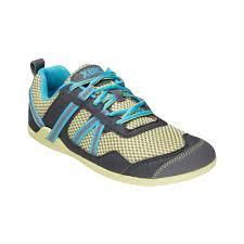 Womens Xero Shoes Prio Sneaker Size 7 M Citron