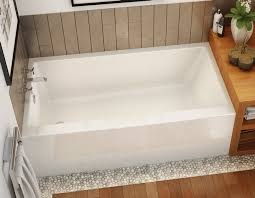 rubix 6032 bathtub with a for alcove installation maax
