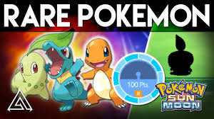 Pokemon Sun And Moon Guide How To Catch Rare Pokemon From
