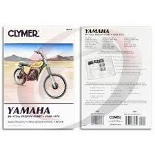 yamaha dt repair manual clymer m service shop 1974 1976 yamaha dt175 repair manual clymer m410 service shop garage