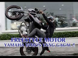 Video Lucu Freestyle Motor