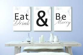 eat wall decor paints in conjunction with drink merry large kitchen monogram vinyl eat wall decor here retro
