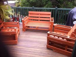 Endearing Patio Furniture Made Out Of Pallets Patio Furniture Made Of Wood  Pallets004032 Ongek