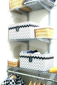 Decorative Storage Boxes For Closets Decorative Storage Baskets Decorative Closet Storage Boxes Medium 24