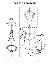 roper rtw4640yq1 parts list and diagram ereplacementparts com click to close