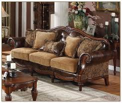 wood frame sofa with cushions memorable couch removable home ideas 40