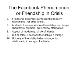 slides introduction and faux friendship 6