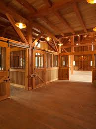 i wouldn t even want to bring my horse in it it looks so clean petore barn horse and dream barn