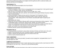youth counselor resume pastor resume template pastor resume template sample pastor